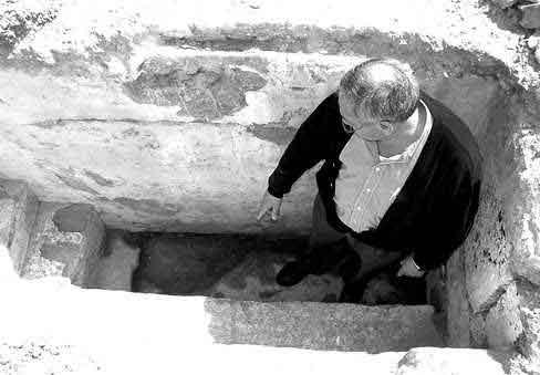 Descubren la roca desde la que zarpó Sant Ramon de Penyafort según la leyenda
